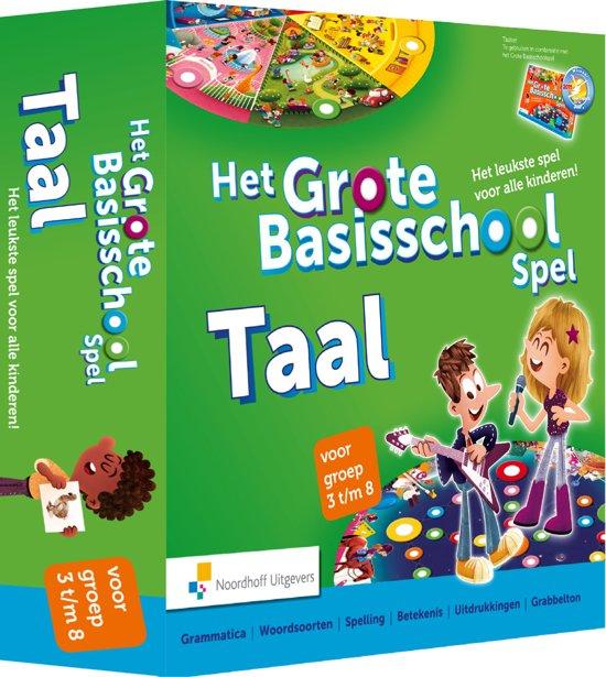 Het grote basisschoolspel taal - Uitbreiding in Weerestein