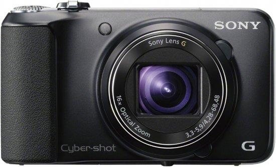 Sony Cybershot DSC-HX10V - Zwart