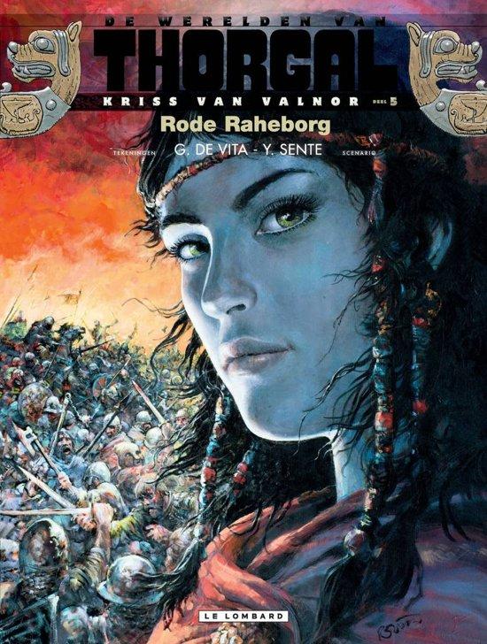 Rode Keukenapparaten : bol.com Rode Raheborg, Yves Sente & YVES. Sente, 9789055818723