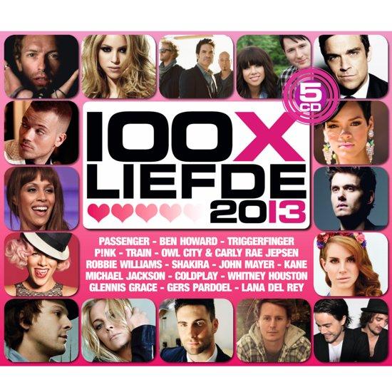 100x Liefde 2013