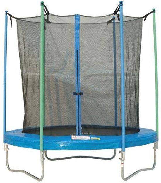 trampoline jumpline 180 cm vangnet. Black Bedroom Furniture Sets. Home Design Ideas