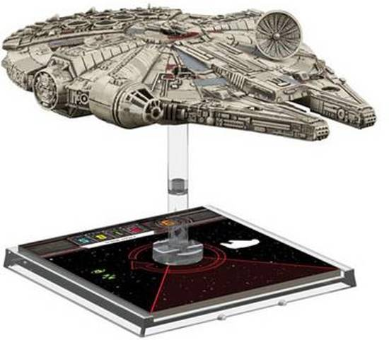 Star Wars X-Wing - Millennium Falcon Expansion in Longvilly