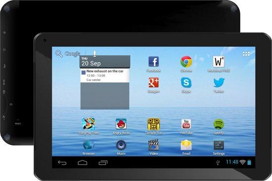 Denver TAD-70112 8GB Zwart tablet