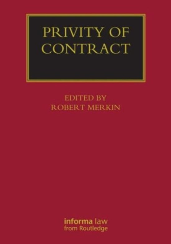 doctrine of privity Such phenomenon has dented the domination of the doctrine of privity privity of contract: third party rights under contract : third party rights under.