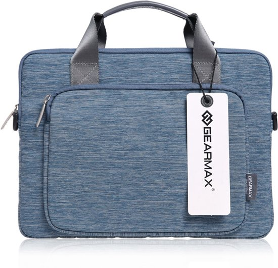 Schoudertas Laptop 13 Inch : Bol canvas business schoudertas voor laptop tot