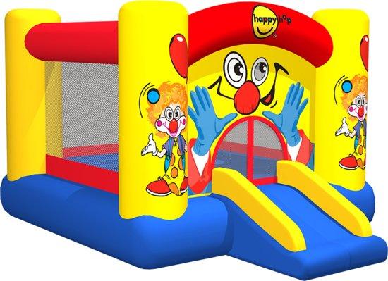Clown Opblaasbaar Springkasteel