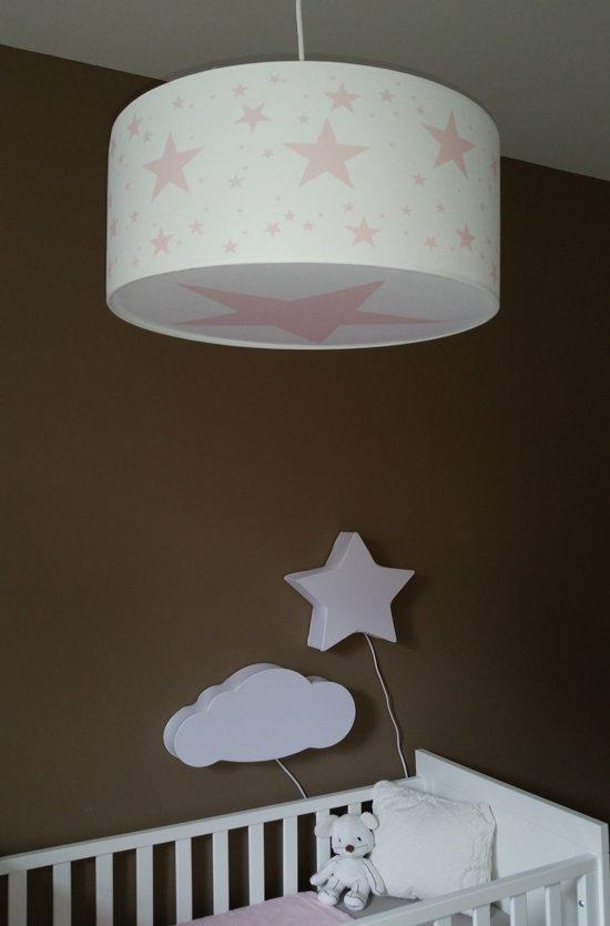 Hanglamp Kinderkamer Ster Roze
