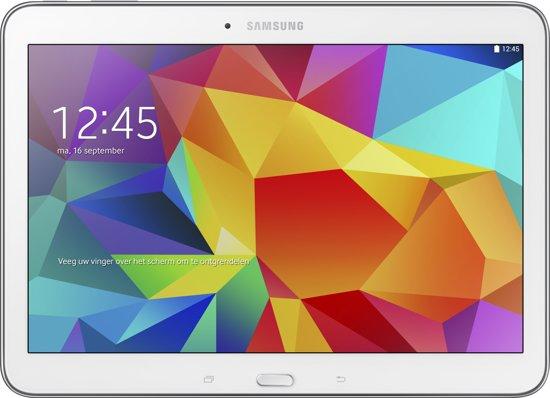 Samsung Galaxy Tab 4 (VE) - 10.1 inch - Wit