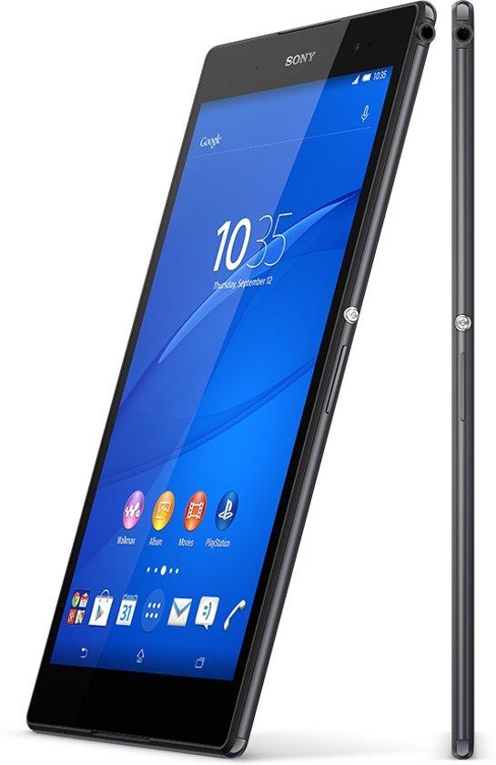 Sony Xperia Z3 Tablet Compact WiFi - 32GB - Zwart