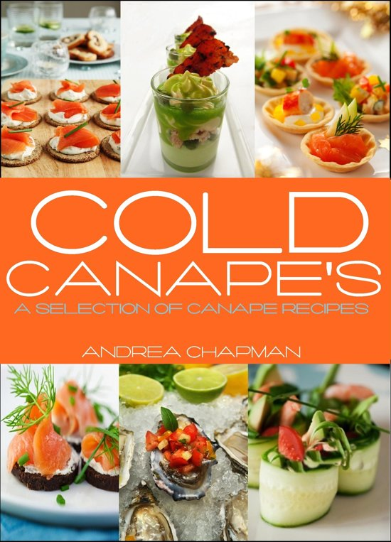 Cold canapes ebook epub zonder for Cold canape ideas