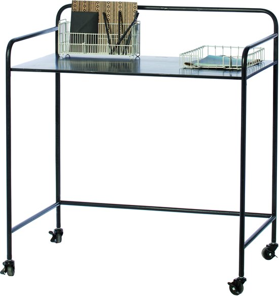 Riverdale bureau urban black 97cm for Bureau urban