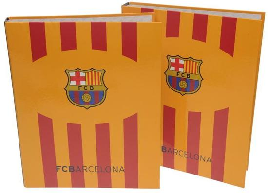 Ringband barcelona A4 stadion 4-rings in Baars