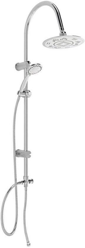 Geesa Toiletborstel closetborstelgarnituur met satin glas in Hoogmeien