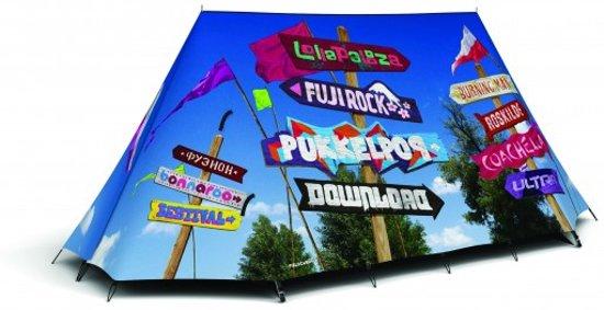 Field Candy Original Explorer - Lichtgewicht tent - 2-Persoons - Woodstock in Griete