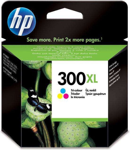 HP 300XL - Inktcartridge / Kleur (CC644EE-ABF)