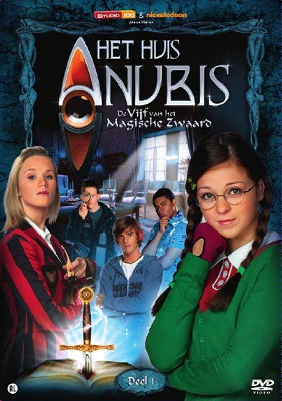 Het huis anubis de vijf van het magische zwaard deel 1 seizoen 5 deel 1 jennifer - Het huis van de cabriolet ...
