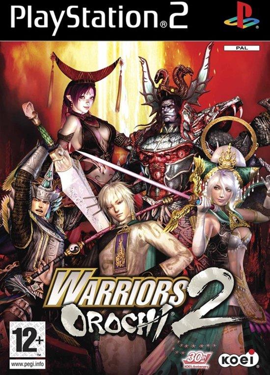 Warriors Orochi 2  PS2