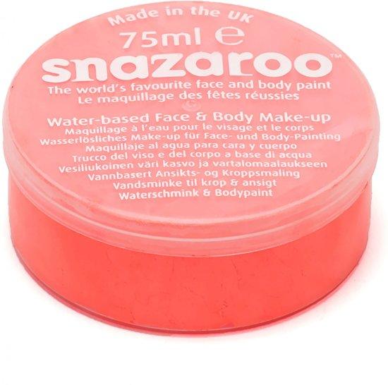 Klassieke make-up van snazaroo pot van 75 ml - Schmink - Rood in Lierderholthuis
