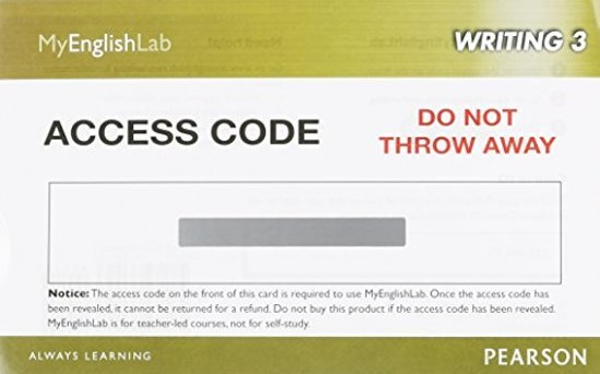 Connect writing access code