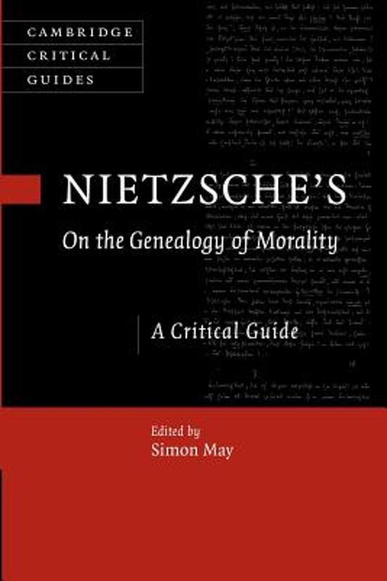 nietzsche genealogy of morals essay 2 summary Nietzsche term papers search results in 7 pages the evolution of modernism is chronicled in an analysis of 'on the genealogy of morals' by nietzsche.