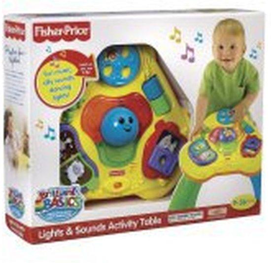 Fisher-Price Speel- en Muziektafel