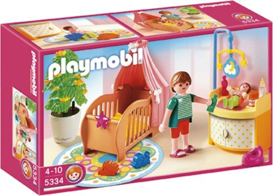 Playmobil Leuke Babykamer - 5334 in Visschershoek