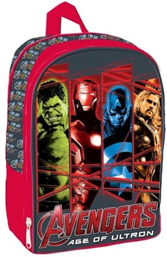 Avengers Age Of Ultron Middel Rugzak in Hezelaar