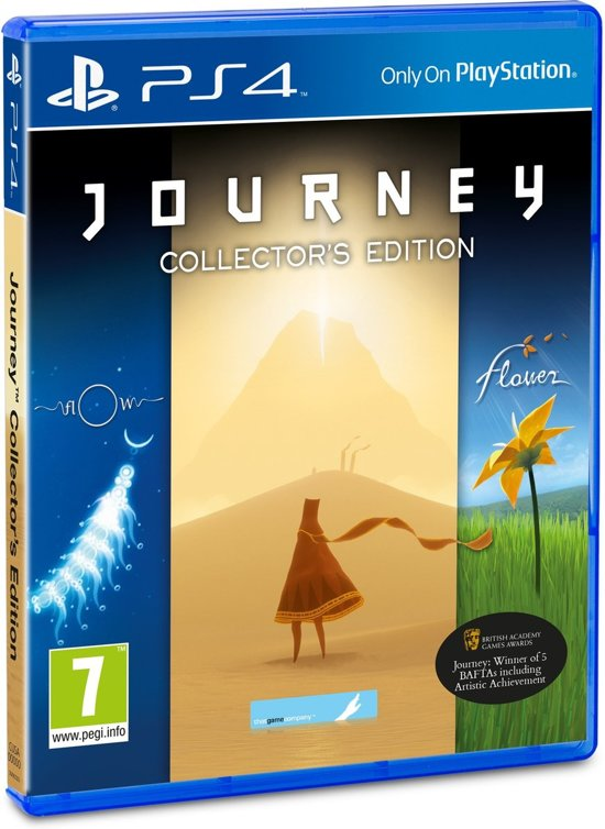 Journey - Collector's Edition - PS4 in Lomprez