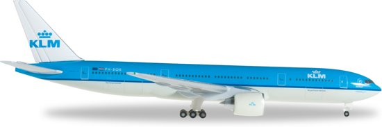 Boeing 777-200ER KLM 95 Years (NL) in Swaenwert