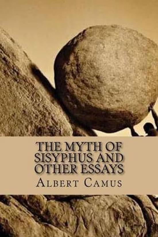 Albert Camus Myth of Sisyphus