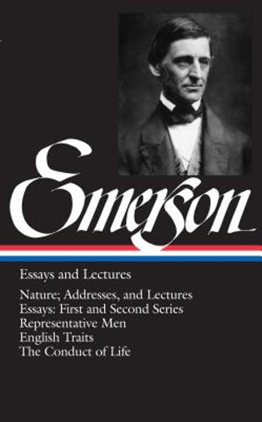 essays ralph waldo emerson first second series How can the answer be improved.