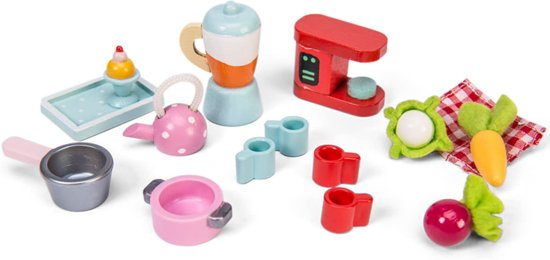 Kidkraft Keuken Licht En Geluid : Kids-n-fun Shop – servies en bestek