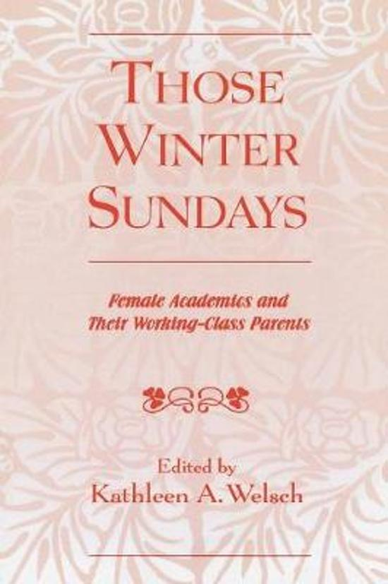 a comparison of my papas waltz by theodore roethke and those winter sundays by robert hayden