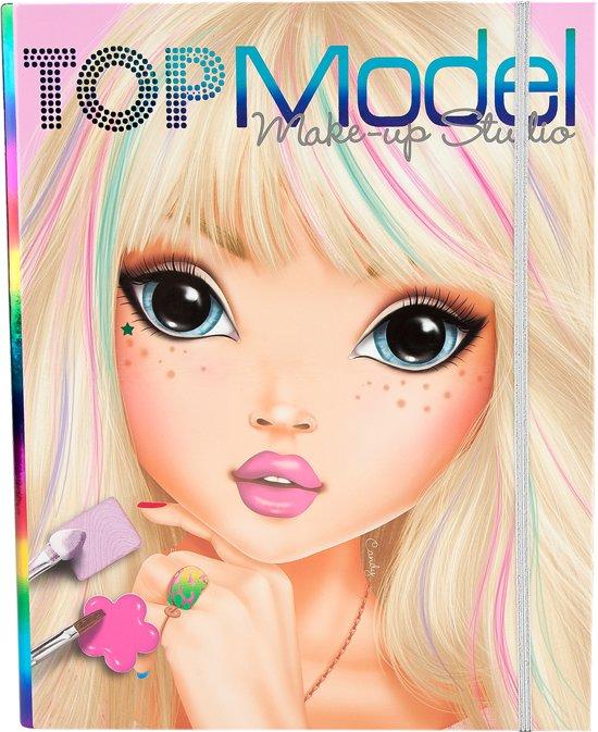 TOPModel make-up creatiemap in Zeelberg