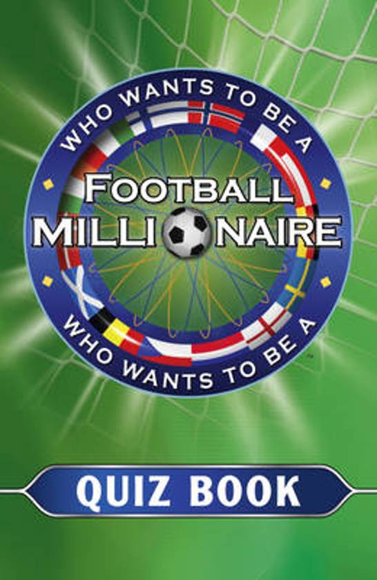 Bol Com Who Wants To Be A Football Millionaire Merkloos