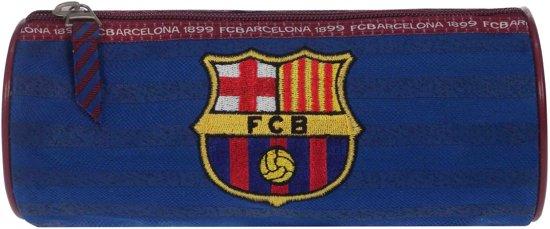 Fc Barcelona Etui Forca Blauw 8 X 20 X 8 Cm in Loënga / Loaiïngea