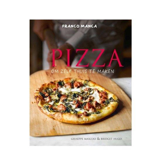 Giuseppe Mascoli en Bridget Hugo - Pizza om zelf thuis te maken