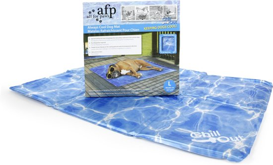 Bol Com Afp Chill Out Always Cool Dog Mat M