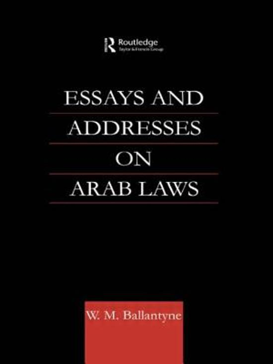 essay about araby