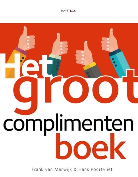 Het groot complimentenboek