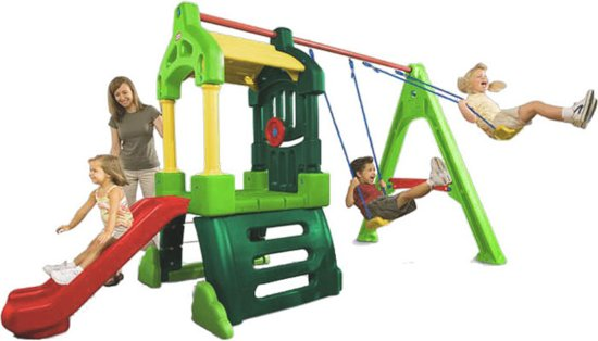 Clubhouse Swing Little Tikes Clubhouse Swing