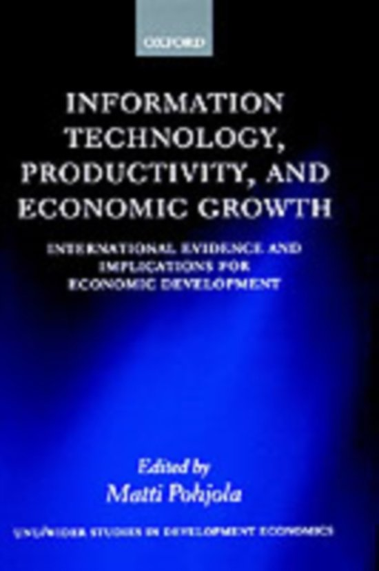 The Productivity Paradox of Information Technology: Review and Assessment