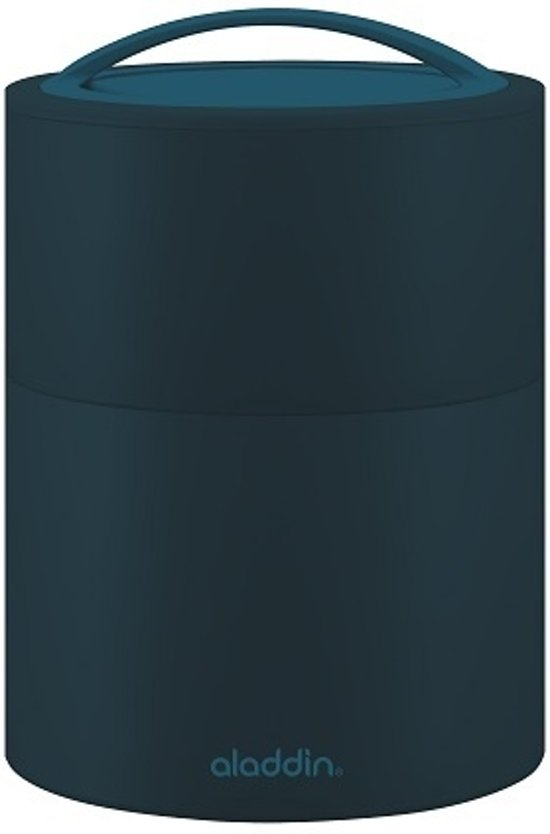 aladdin bento lunchbox l marina blauw. Black Bedroom Furniture Sets. Home Design Ideas