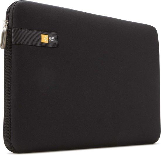 Case Logic laptopsleeve 16 inch - Zwart