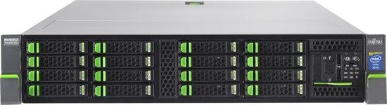 PRIMERGY RX2520M1 SFF 8x 2.5 Xeon E5-2620 v2 (6C/12T 2.2GHz 15MB) 1x8GB DVDRW Raid 5/6 512MB (D2616) 1x450w 3 jaar onsite