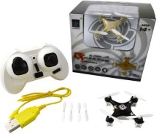 Cheerson CX-10A Nano Quadcopter - Drone - Goud in Luttelgeest
