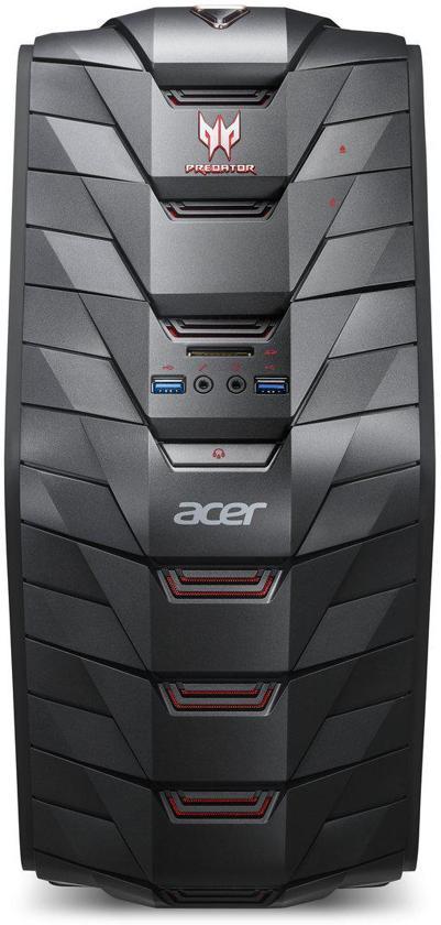 Acer Predator G3-710 I9820 NL - Gaming Desktop