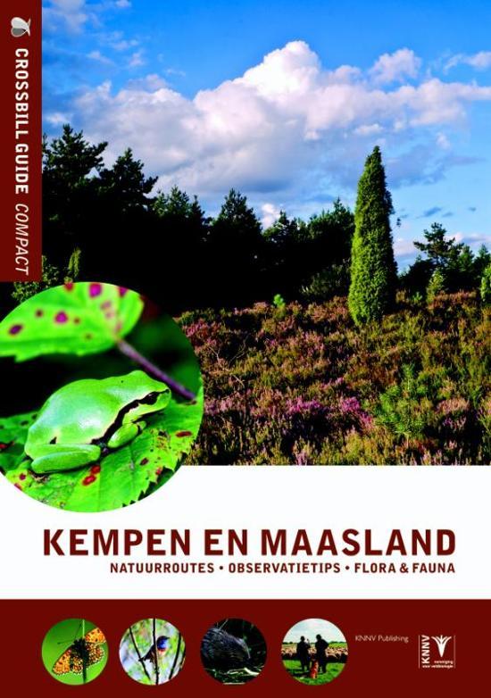 Kempen en Maasland - natuurreisgids België