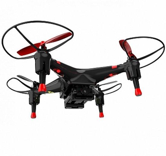 Silverlit Spy Drone Met Camera , Radiografisch- Zwart in Froombosch