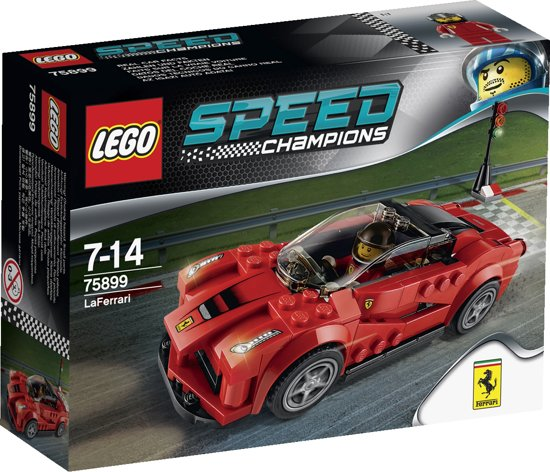 LEGO Speed Champions LaFerrari - 75899 in Heuvelstraat